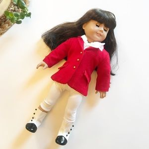❤️American Girl Doll Samantha & Outfit❤️